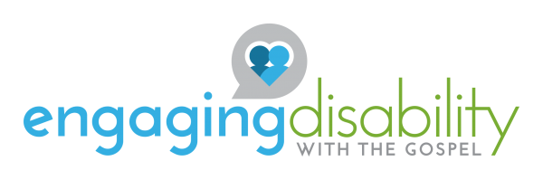 Engaging Disability logo