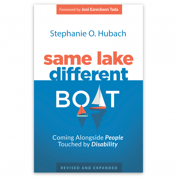 Same Lake, Different Boat, revised and expanded cover