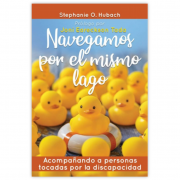 Same Lake, Different Boat Spanish translation cover