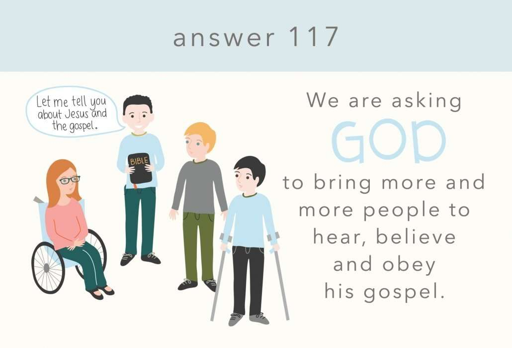 catechism answer 117