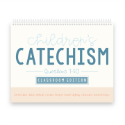 cover of catechism book 1-50