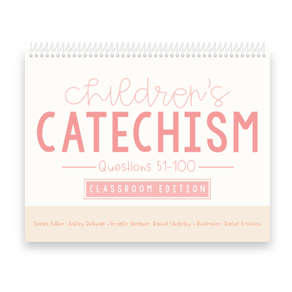 cover of catechism book 51-100