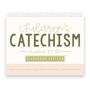 cover of catechism book 101-150