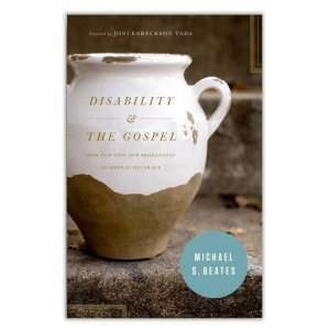 Disability and the Gospel book cover