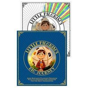 Little Pilgrim book and coloring book
